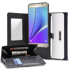 Galaxy Note 5 Case, Ringke® [WALLET] All Around Protective Hybrid Wallet Case