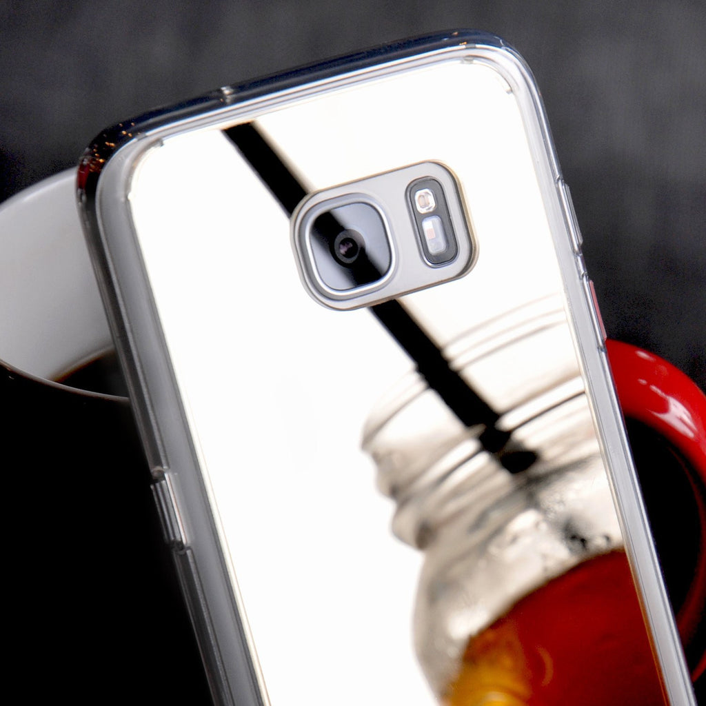 ringke mirror back cover case for galaxy s7