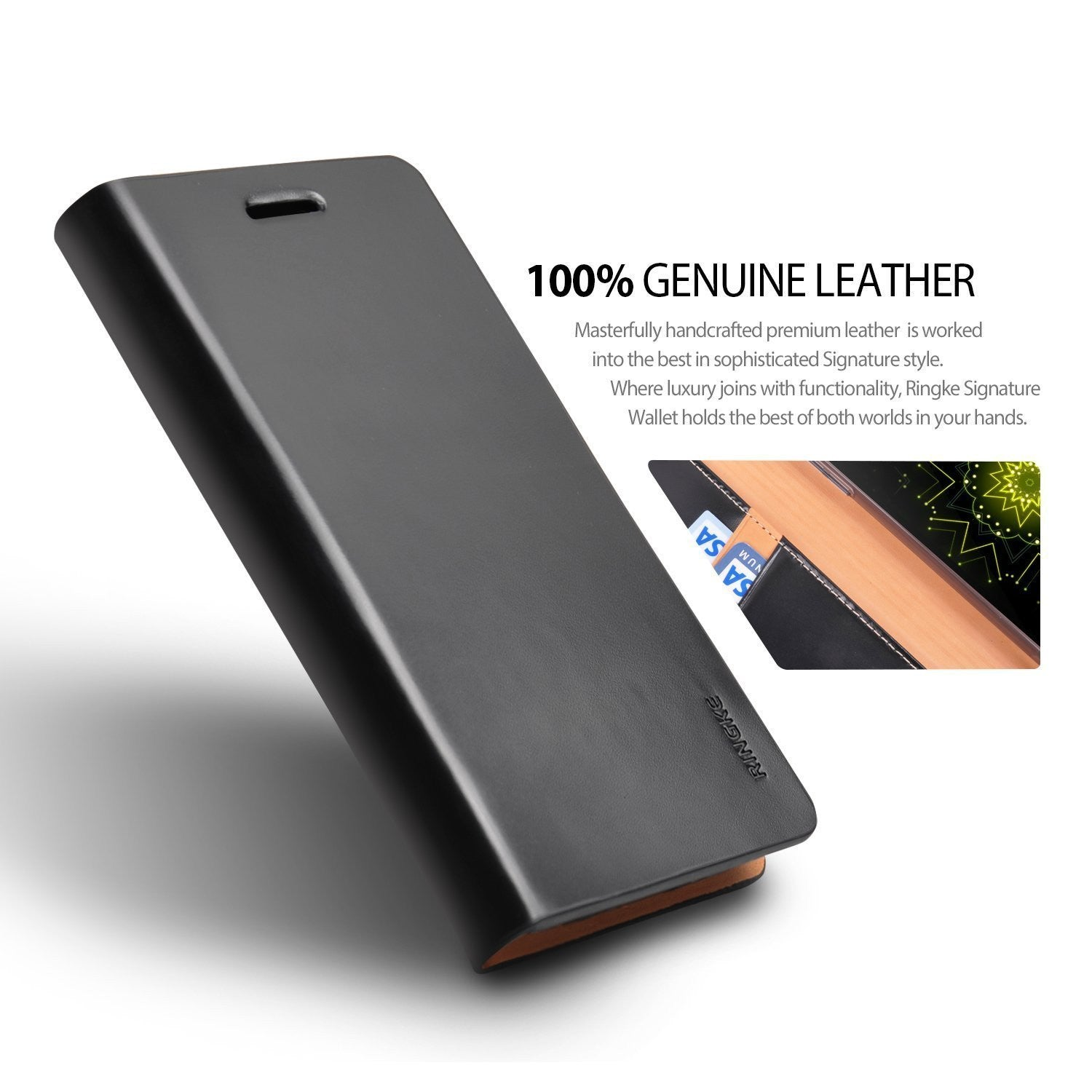 100% genuine leather