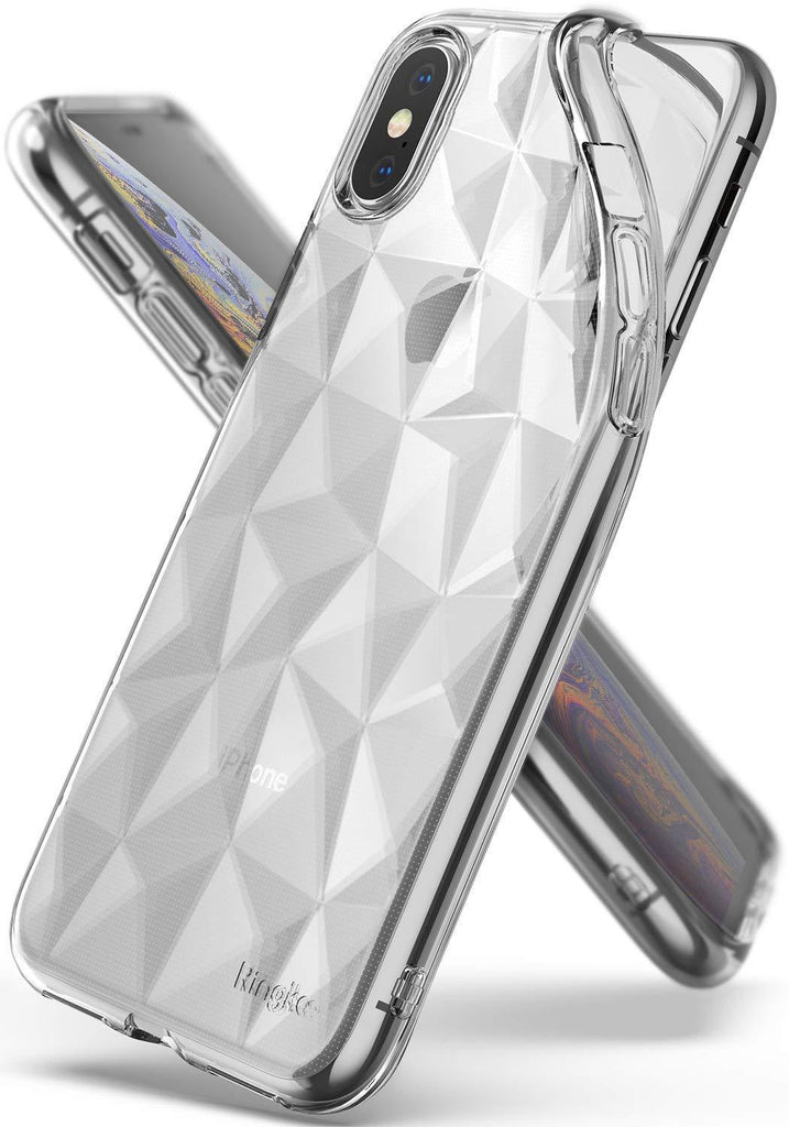 ringke air prism for iphone xs case cover main clear