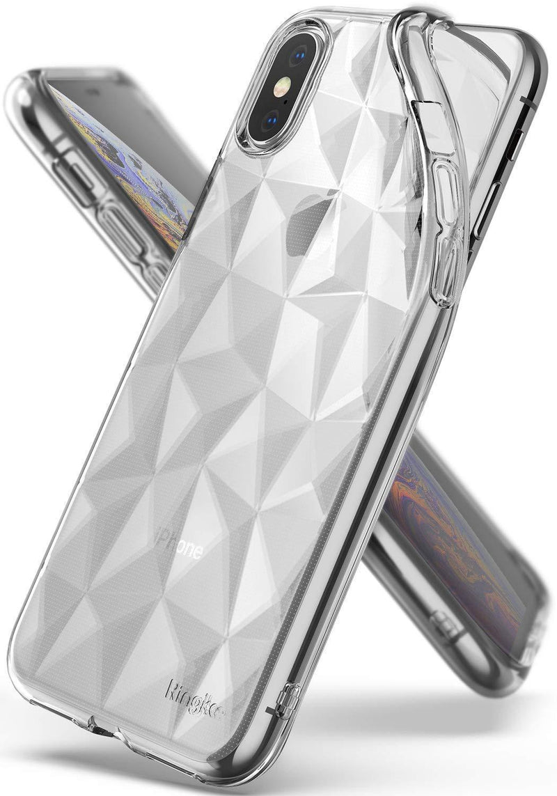 iphone xs air case prism clear
