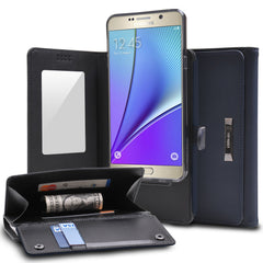 Galaxy Note 5 Case, Ringke®[WALLET] All Around Protective Hybrid Wallet Case