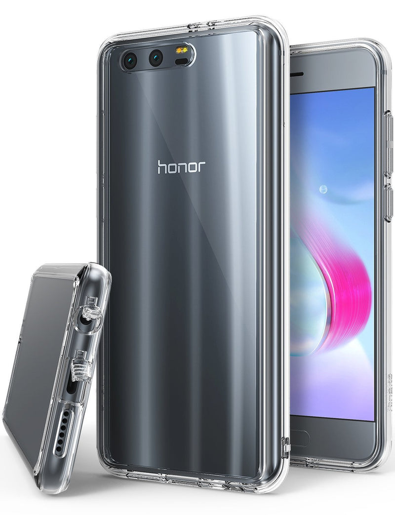 huawei honor 9 ringke fusion case case clear