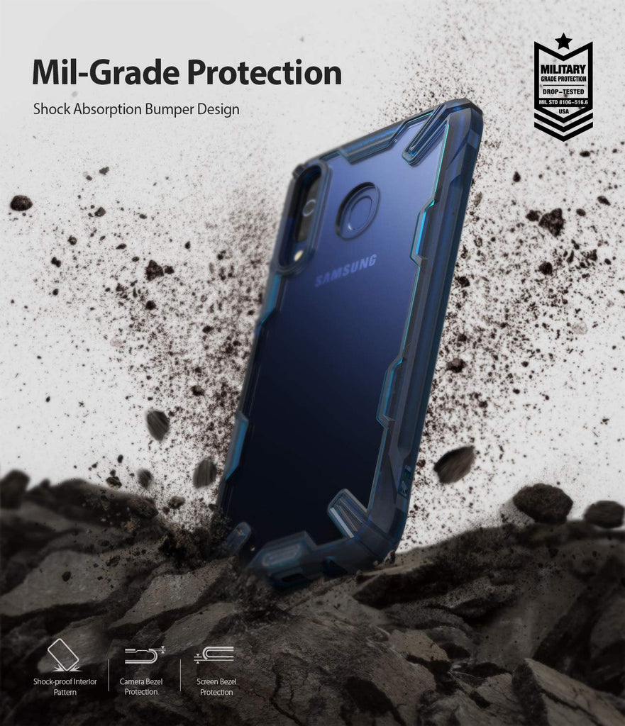 mil grade drop protection