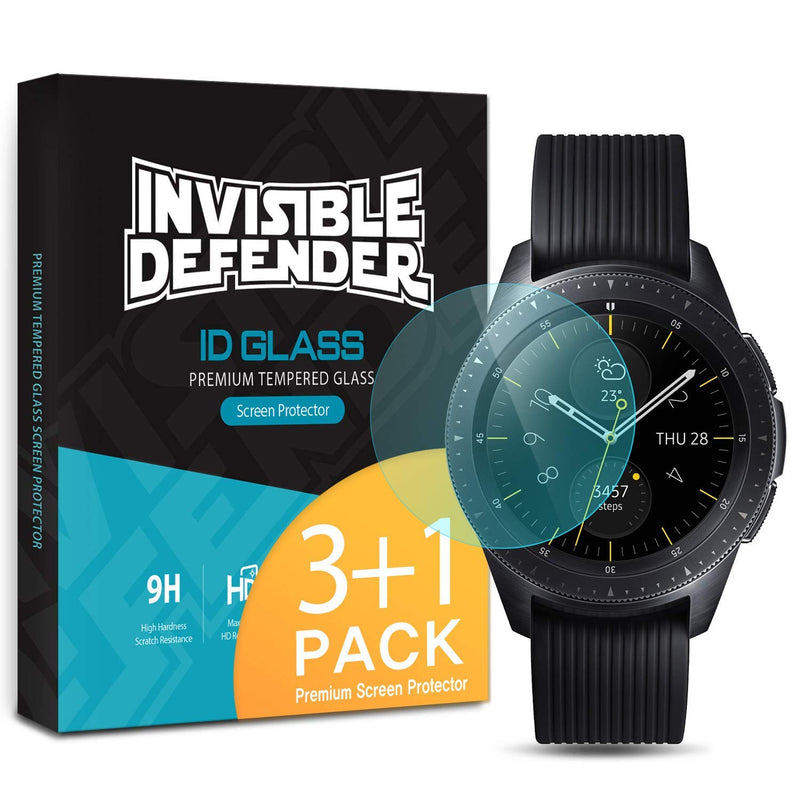 Samsung Galaxy Watch 42mm [INVISIBLE DEFENDER GLASS]