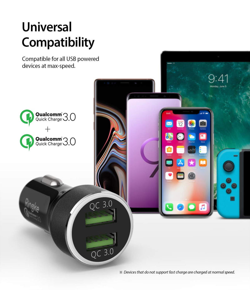 Ringke RealX2 Quick Charge 3.0