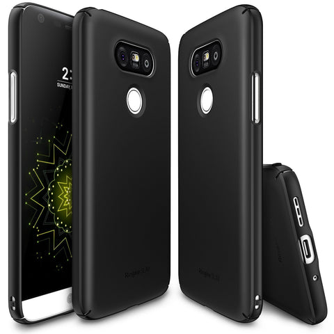 LG G5 Case, Ringke®[Slim] Lightweight & Thin Superior Coaring PC Hard Case
