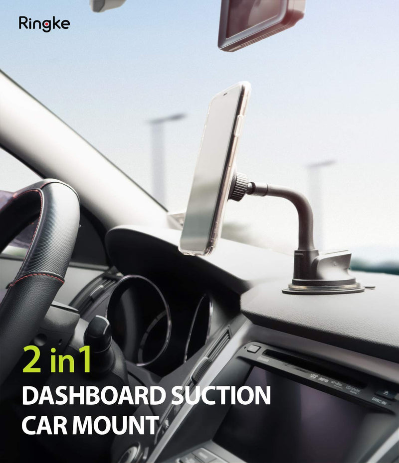 ringke 2 in 1 dashboard car mount