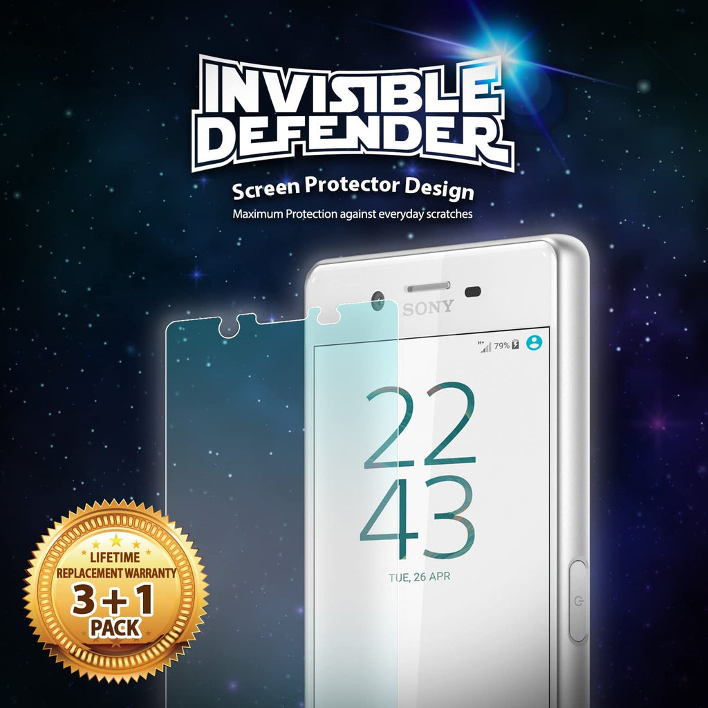 ringke invisible defender for sony xperia x performance