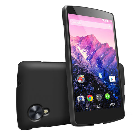 Nexus 5 Case, Ringke®[Slim] Lightweight & Thin Superior Coaring PC Hard Case