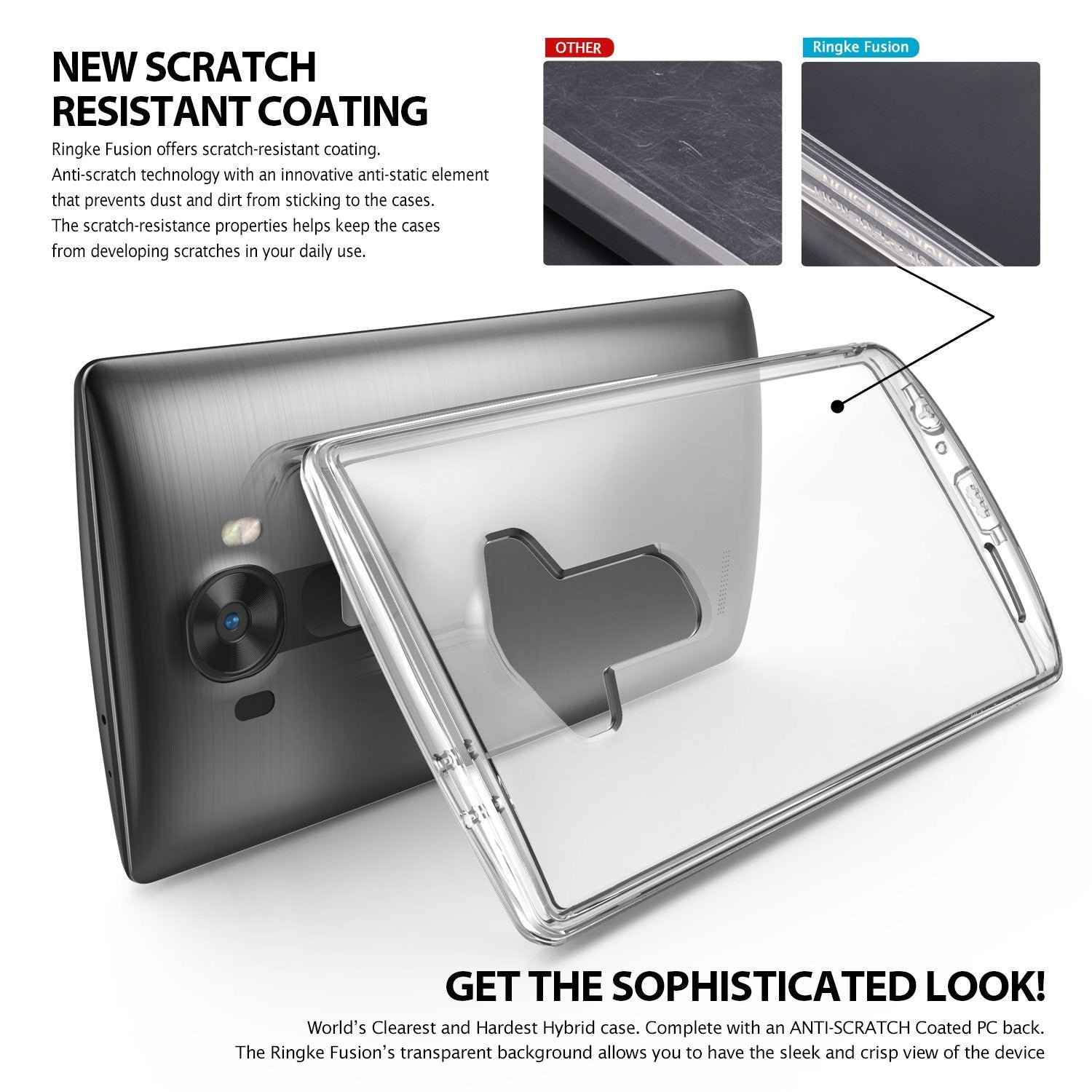 new scratch resistant coating