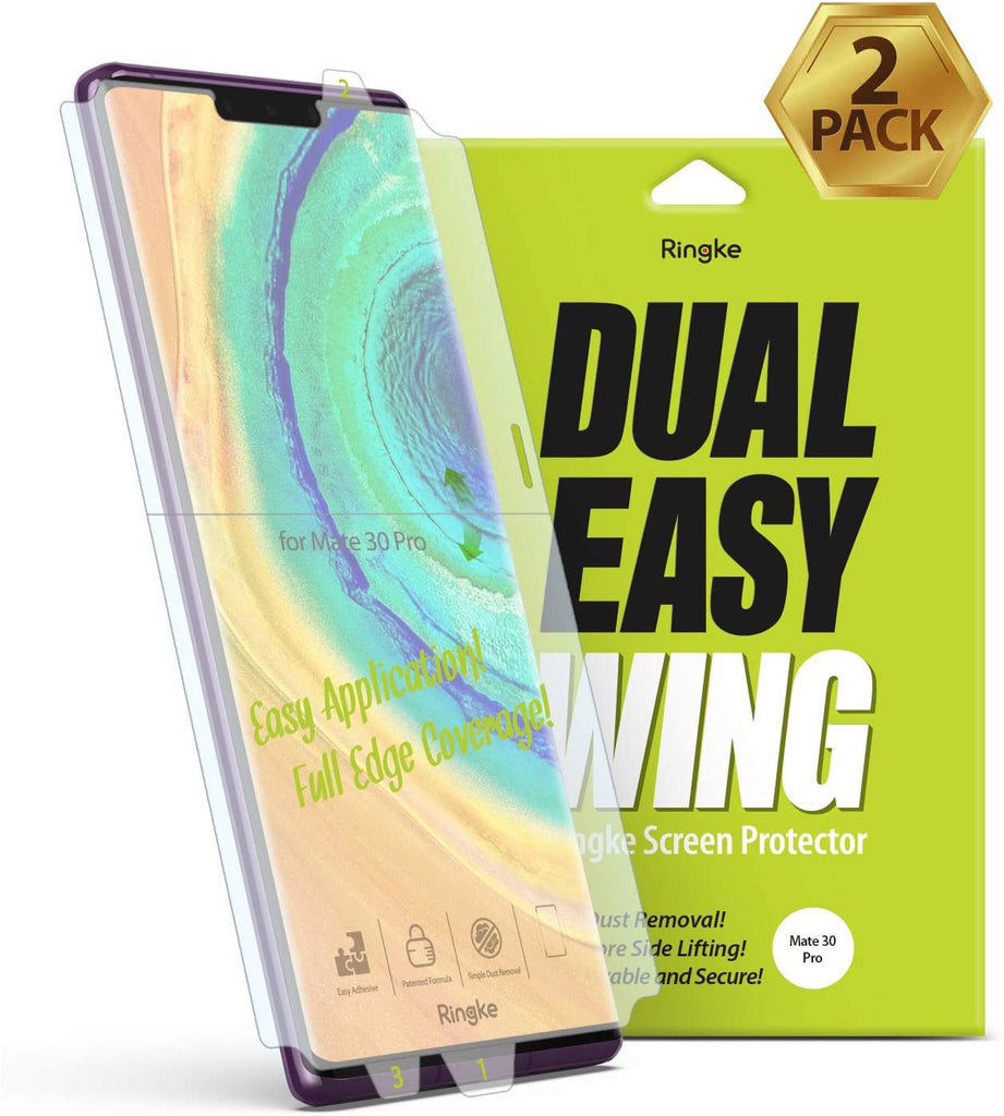 ringke dual easy film for huawei mate 30 pro