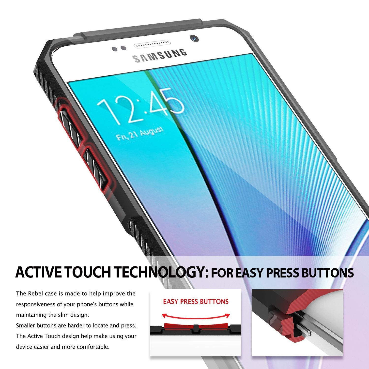 active touch technology