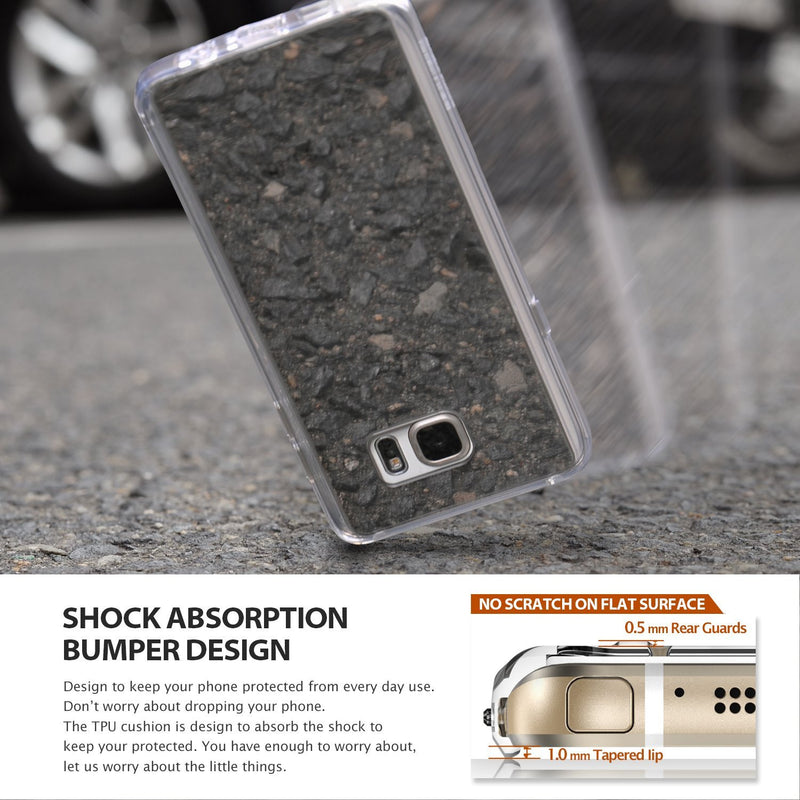galaxy note 5 fusion case mirror case