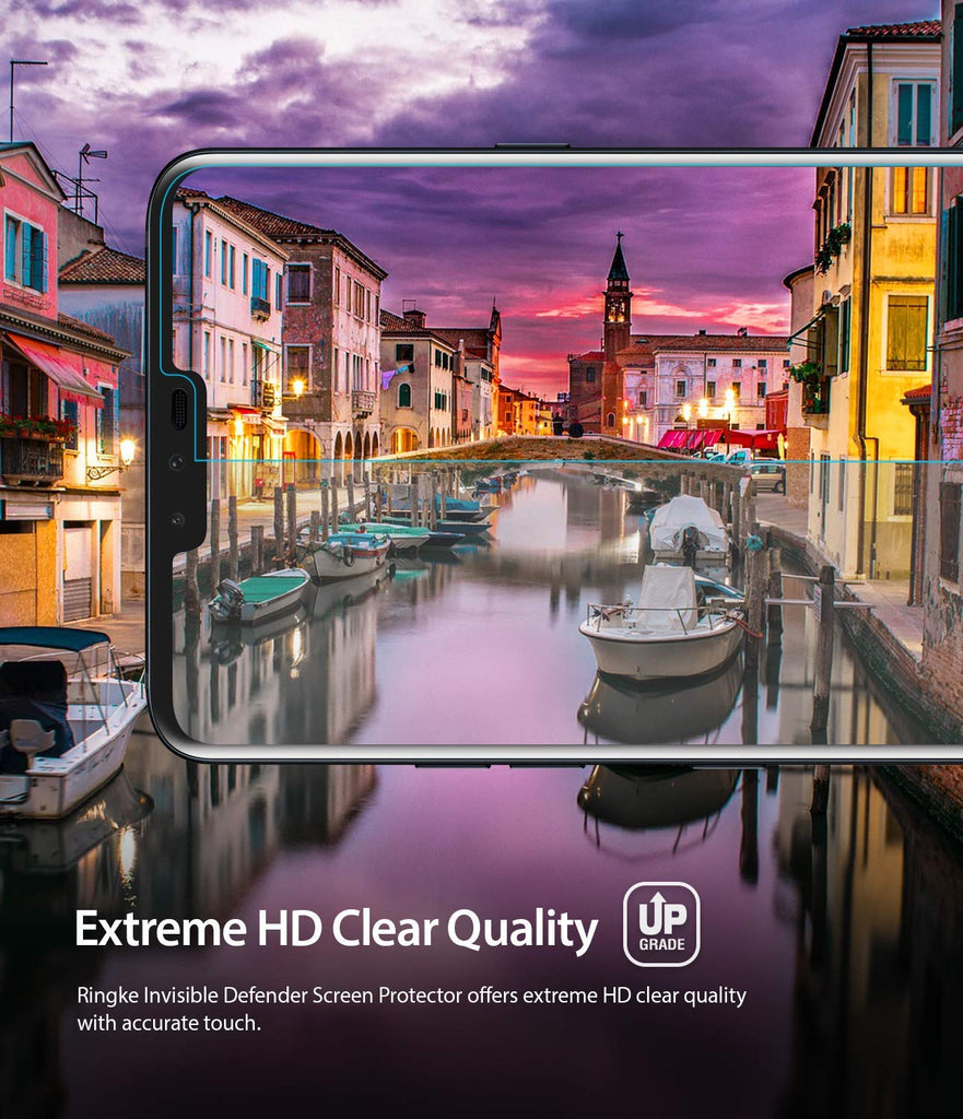 lg v40 thinq dual easy full cover screen protector 2 pack