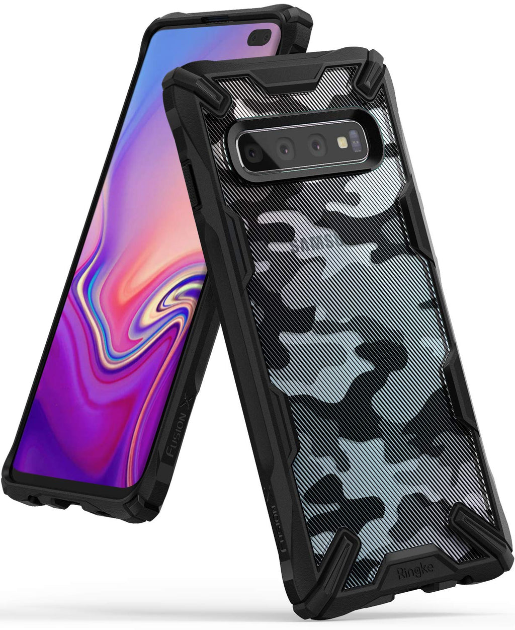 Ringke Fusion-X Design DDP Galaxy S10 Plus Case