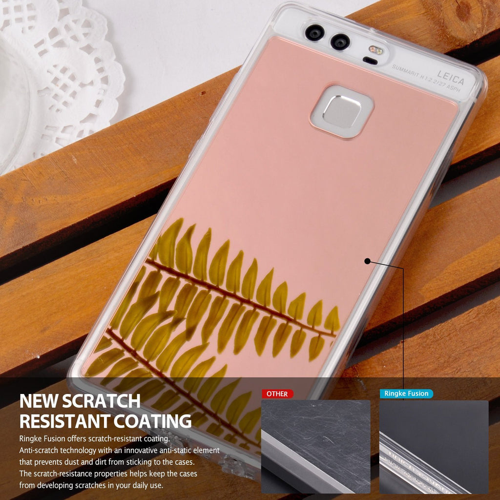 fusion case mirror case huawei mate 8 bright reflection radiant luxury mirror case