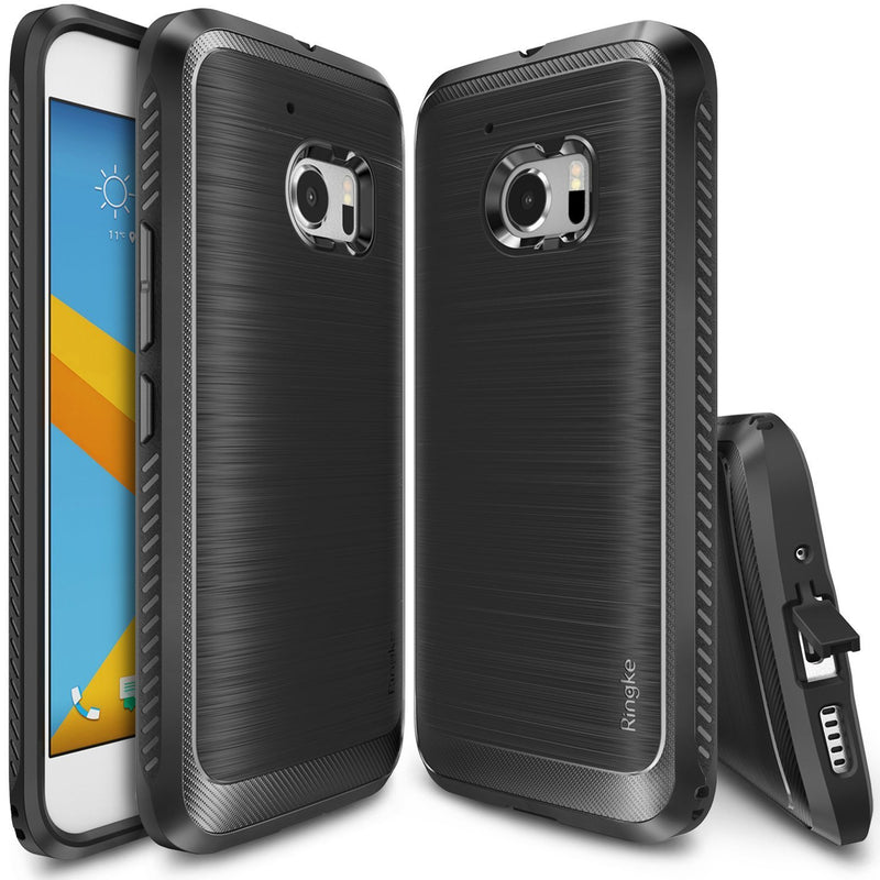 HTC 10 Case, Ringke® [ONYX] Flexible Durability and TPU Defensive Case
