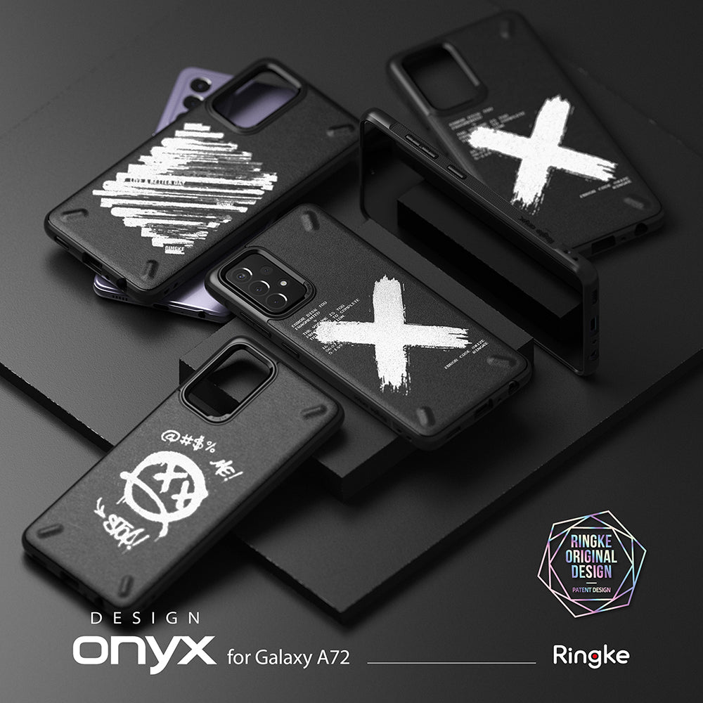 ringke onyx design case for samsung galaxy a72 5g