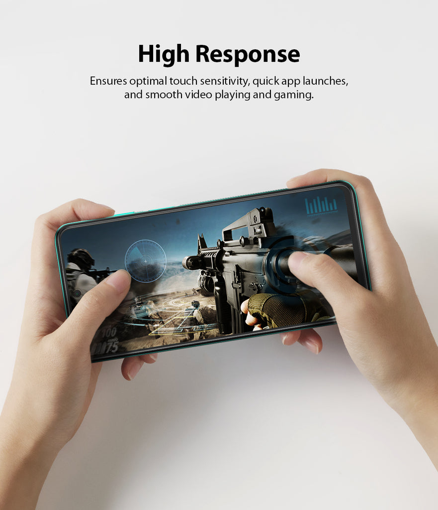 high response - ensure optimal touch sensitivity quick app launhes
