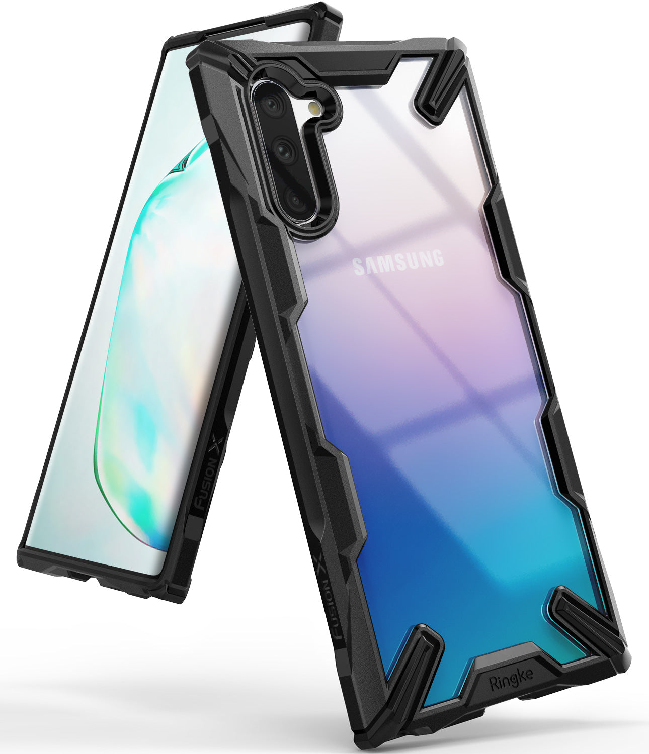 Ringke Fusion-X case for Galaxy Note 10 5G (2019) Black