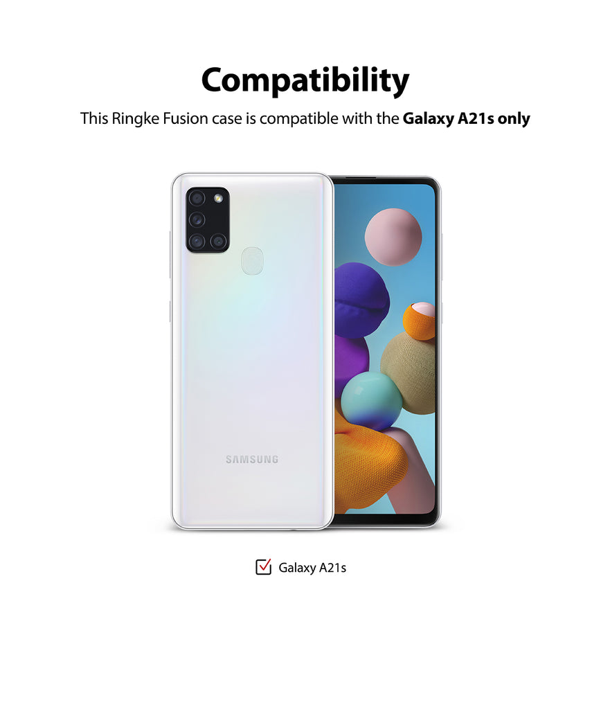 only compatible with galaxy a21s