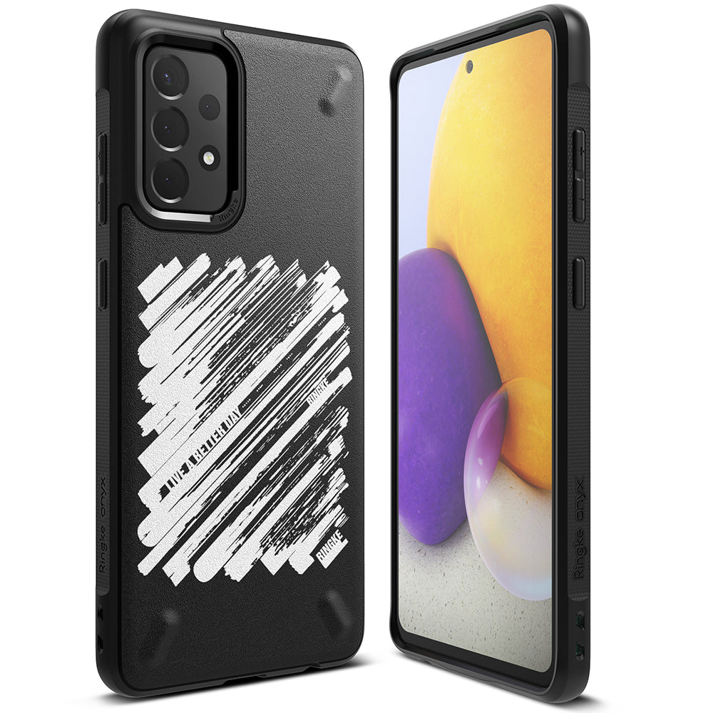 ringke onyx design case for samsung galaxy a72 5g - GRAFFITI