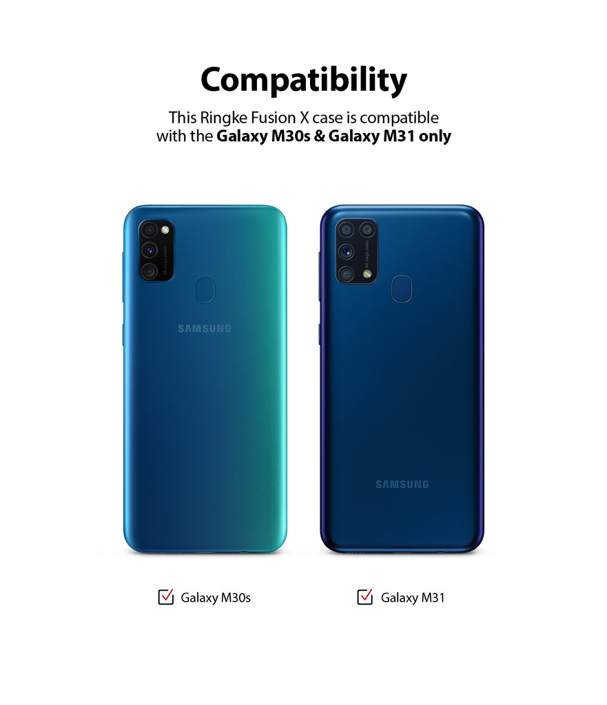 compatible with galaxy m30s / m31