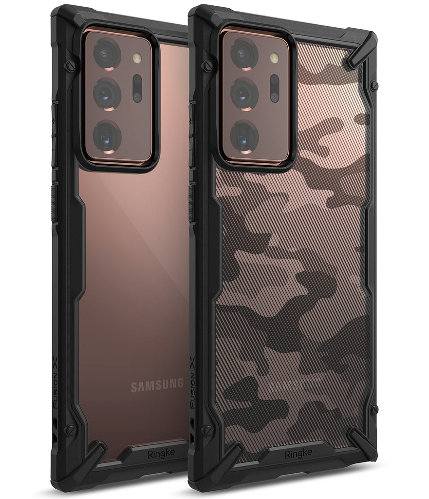 samsung galaxy note 20 ultra case ringke fusion-x