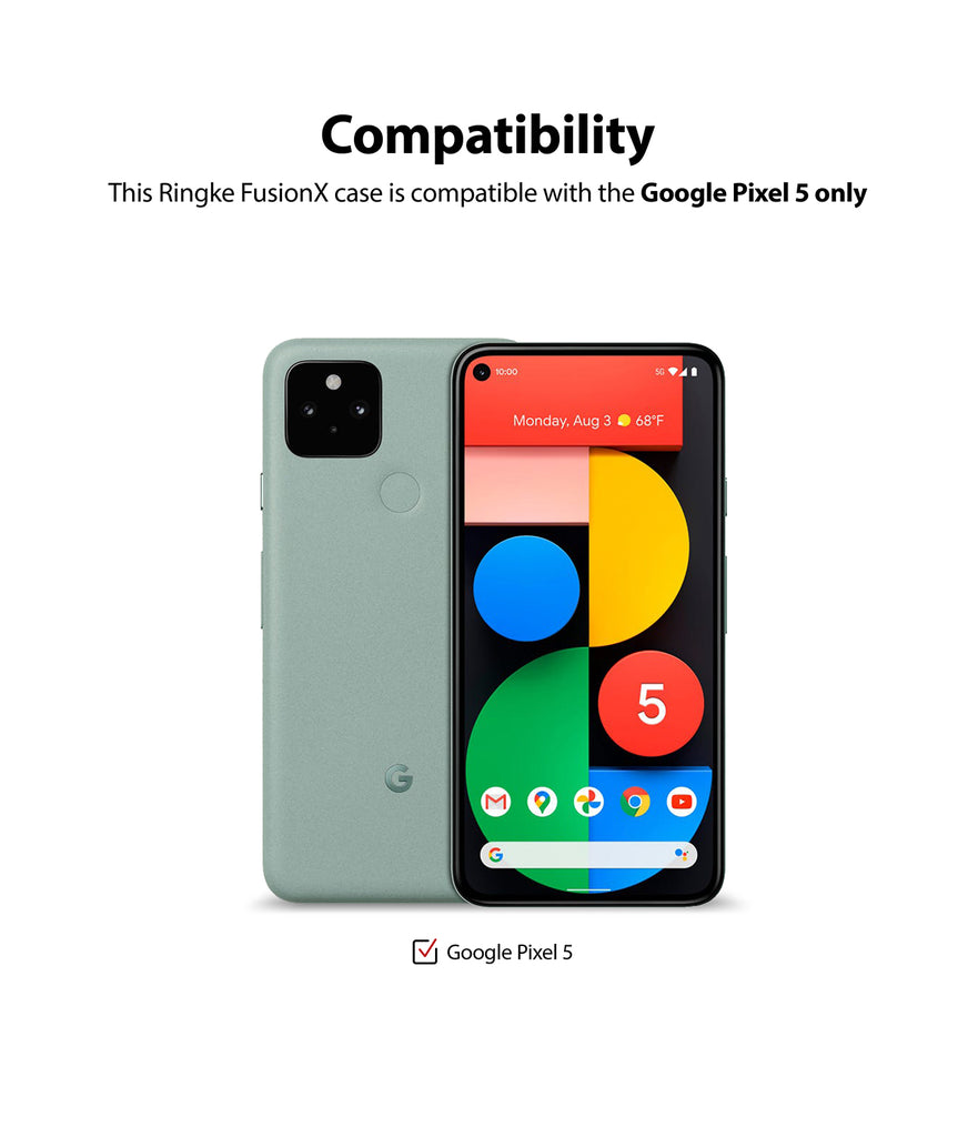 compatible with google pixel 5