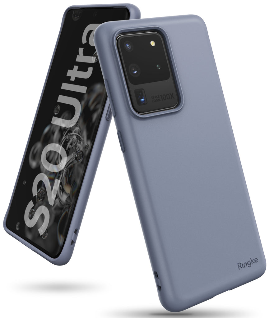 Galaxy S20 Ultra Case ringke Air-S, lavender gray color main image
