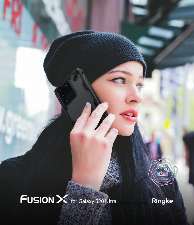 Galaxy S20 Ultra Case Fusion-X