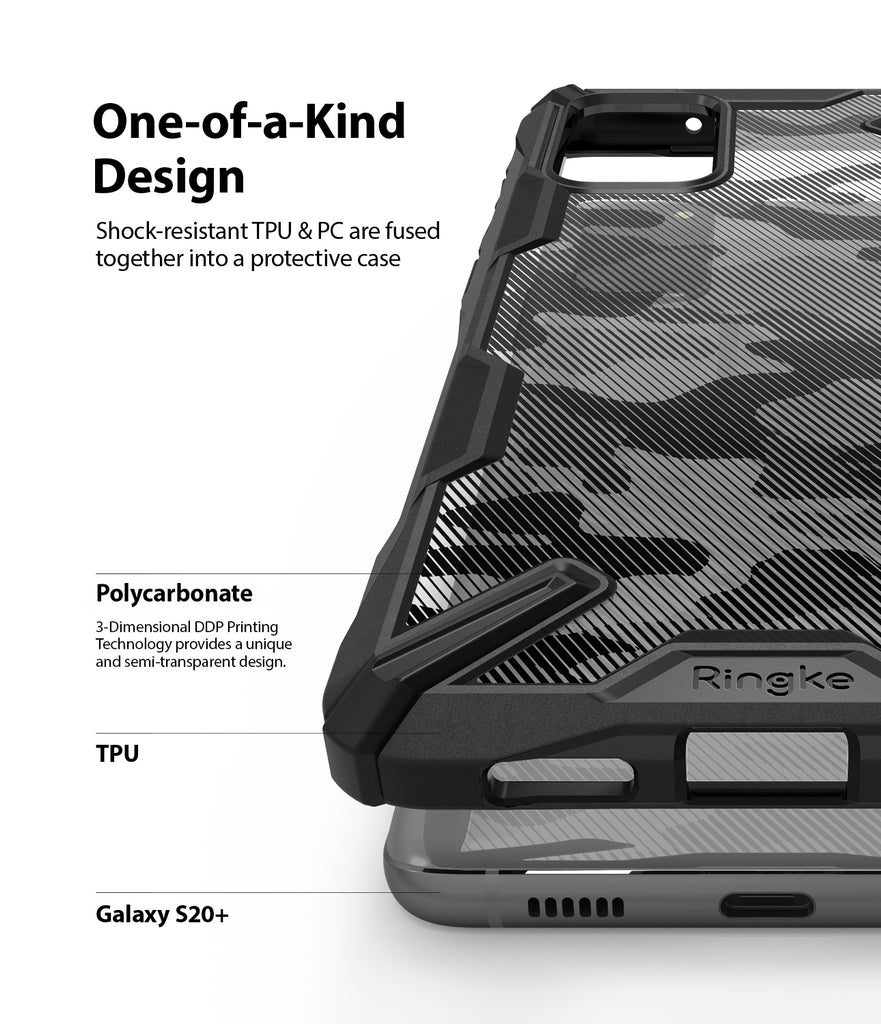 Galaxy S20 Plus Case | Fusion-X