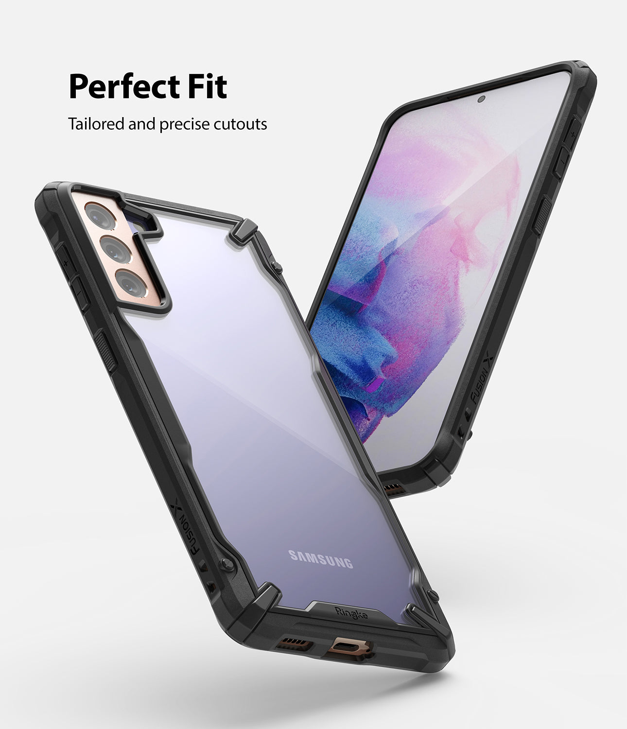 Galaxy S21 Plus Case | Fusion-X