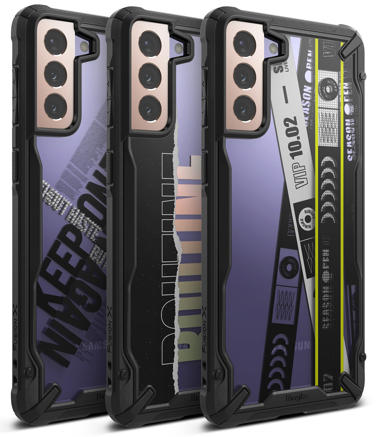 ringke fusion-x case for galaxy s21 plus