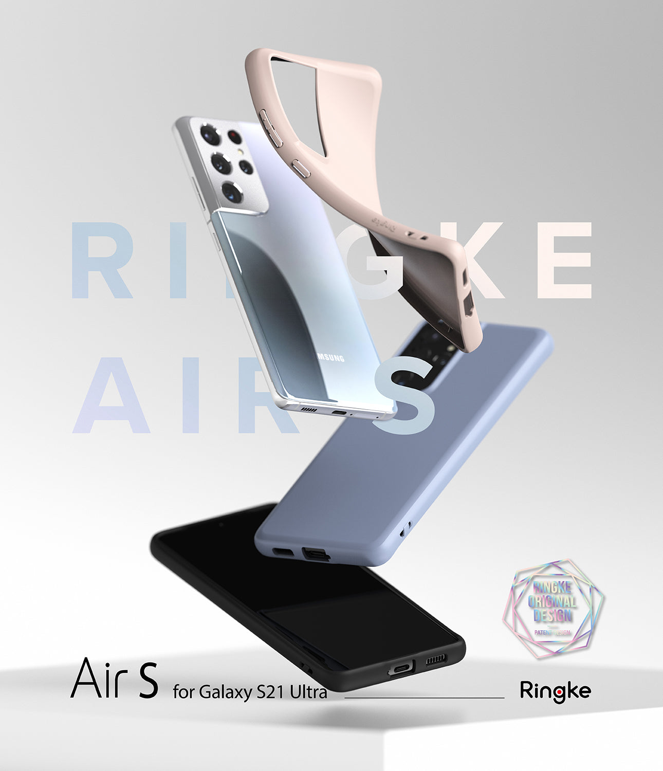 ringke air-s case for samsung galaxy s21 ultra