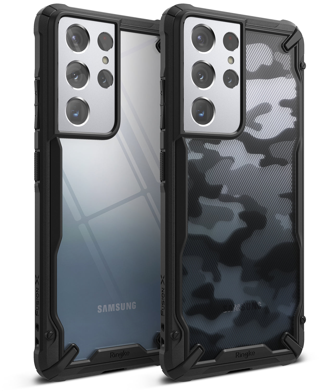 Galaxy S21 Ultra Case | Fusion-X