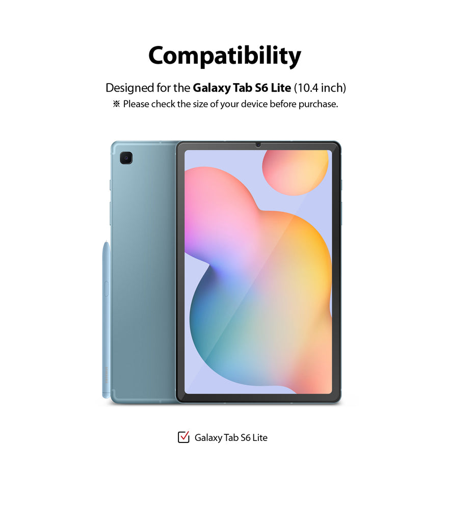compatible with tab s6 lite 10.4""