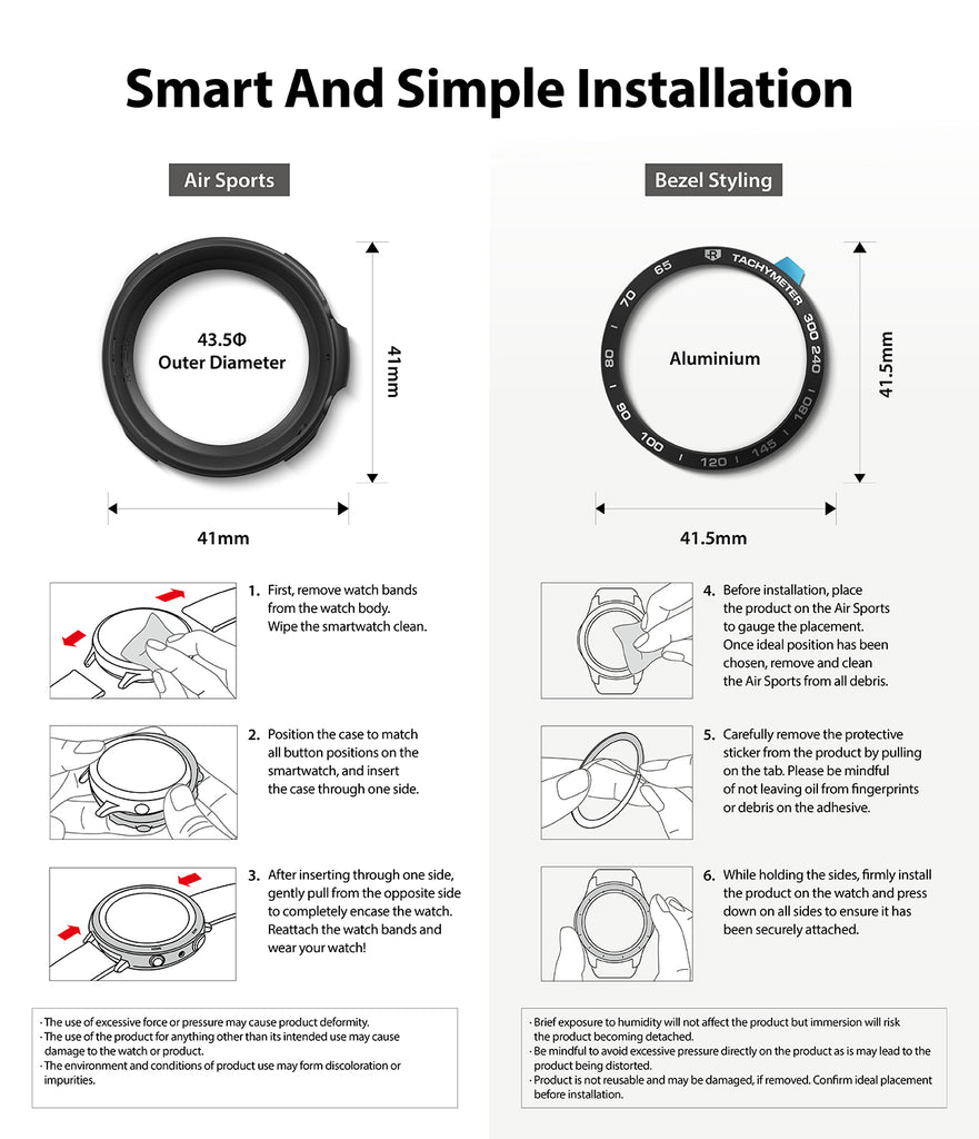 smart and simple installation
