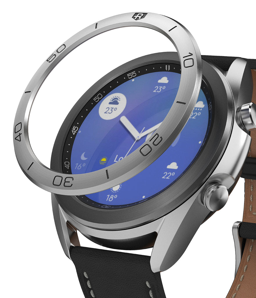 ringke bezel styling for samsung galaxy watch 3 41mm
