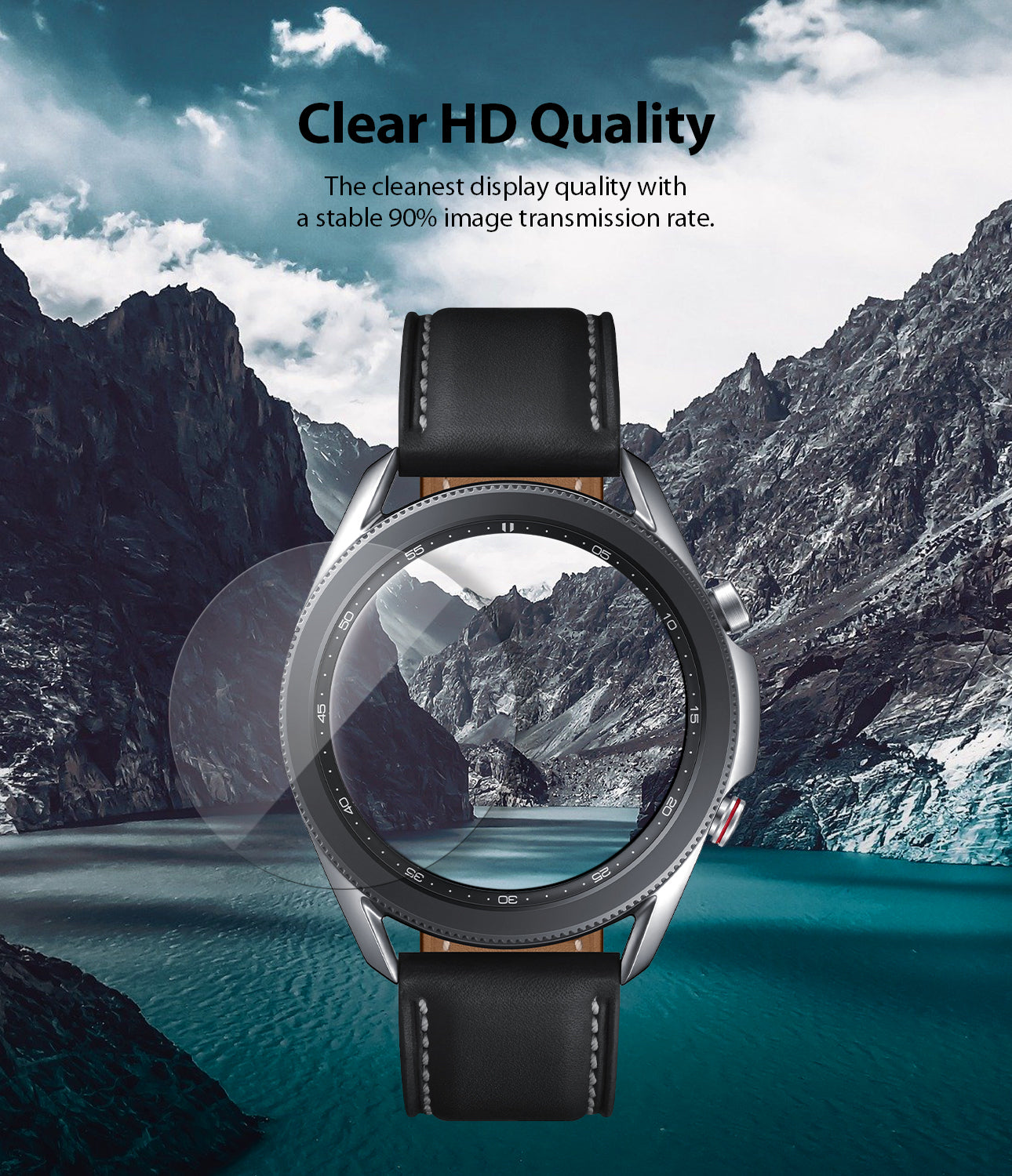 the cleanest display quality with a stalbe 90% image transmission rate