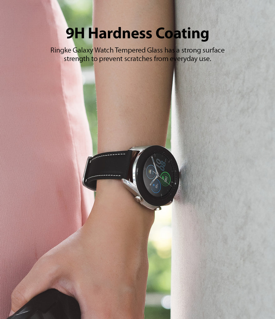 9h hardness coating - strong surface strength to prevent scratches from everyday use
