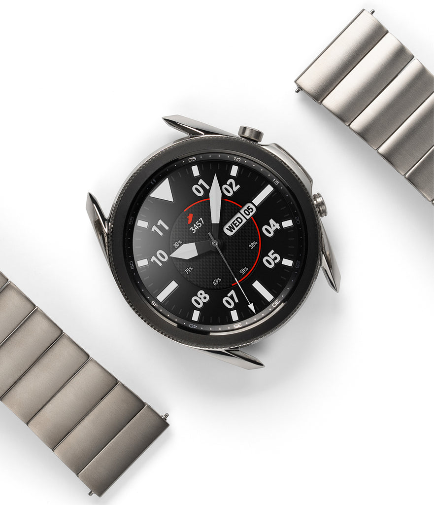 Watch Lug 22mm | Metal One Band [Titanium]