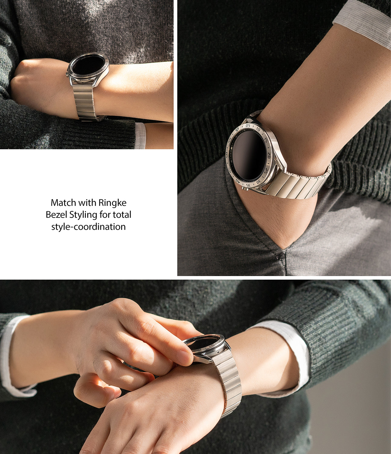 match with ringke bezel styling