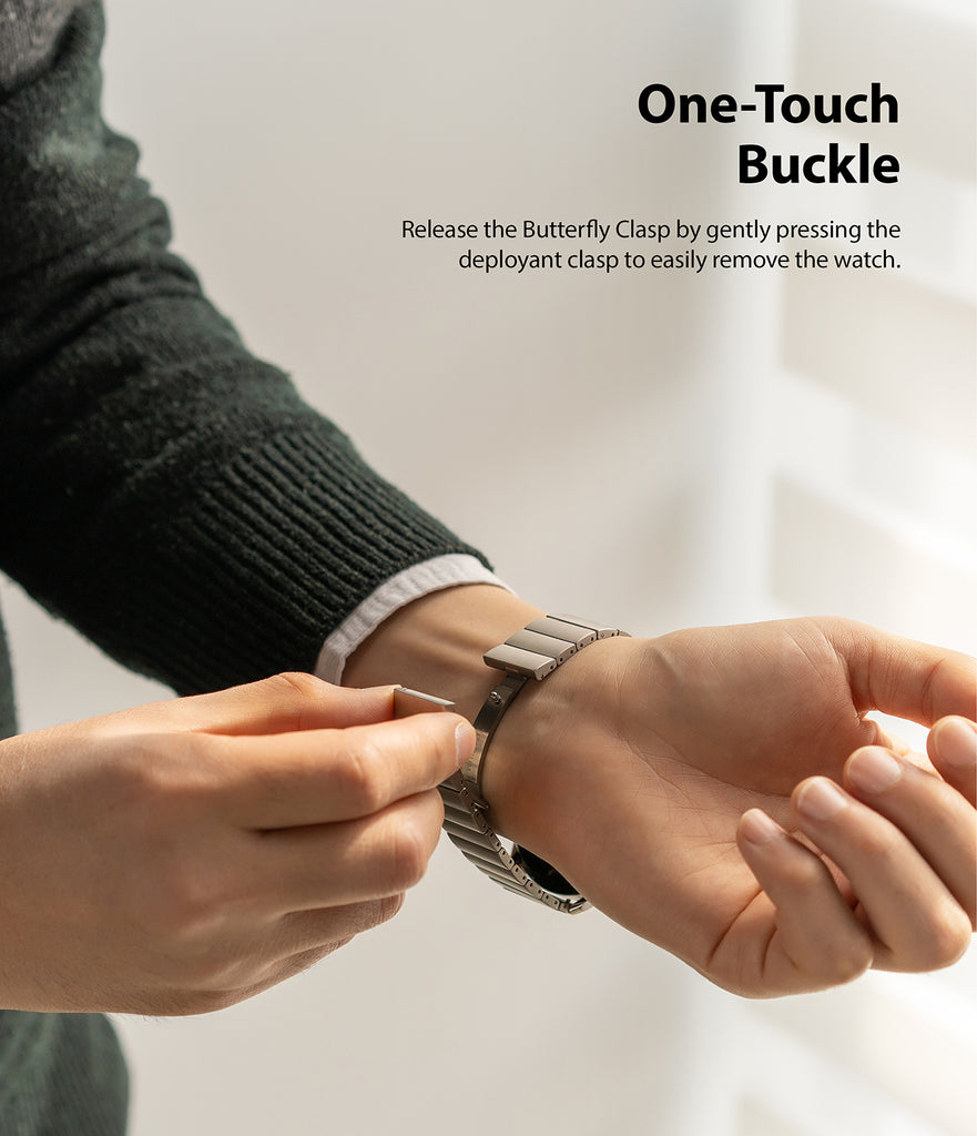 one-touch buckle