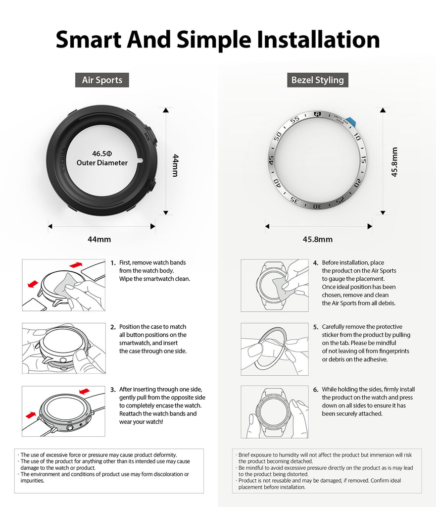 smart and simple instsallation guide