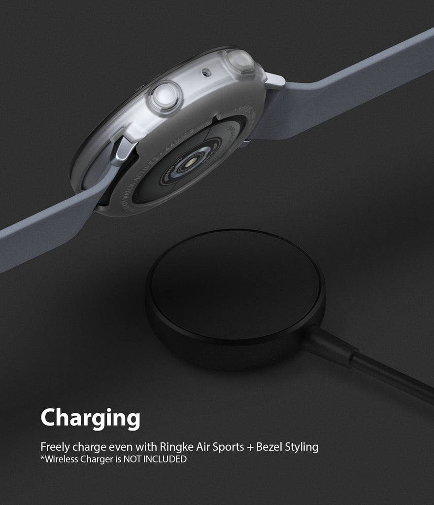 compatible with wireless charging wit the case on