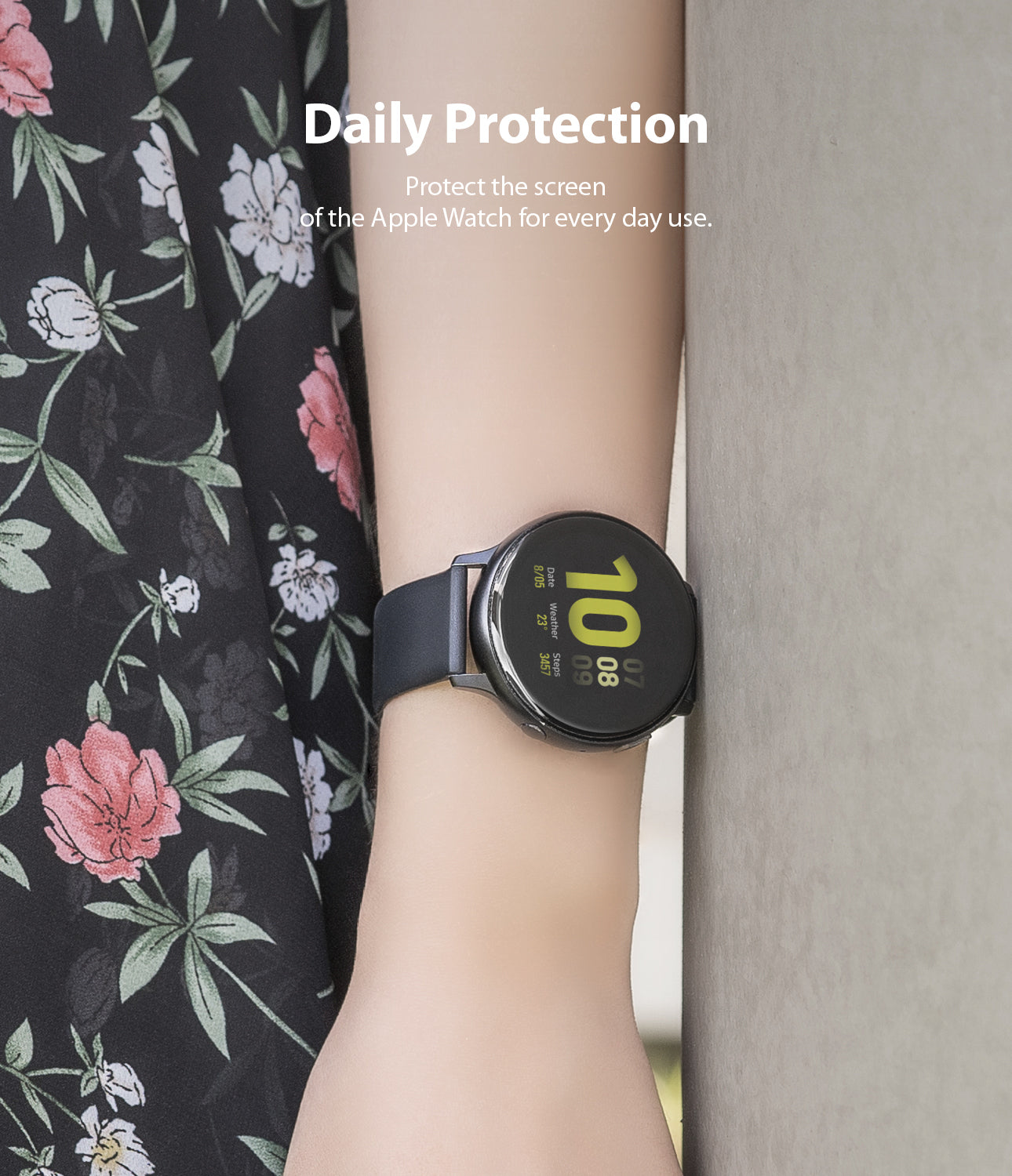 daily protection - protect the screen of the apple watch for everyday use