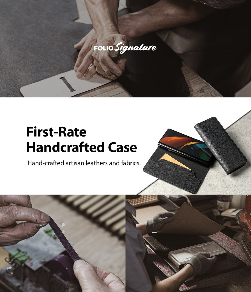 handcrafted case