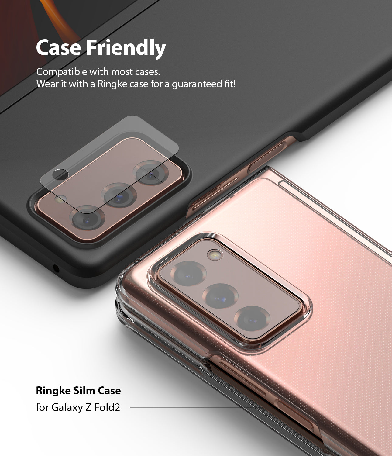 compatible with most cases